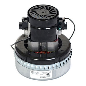 Vacuum & Brush Motors